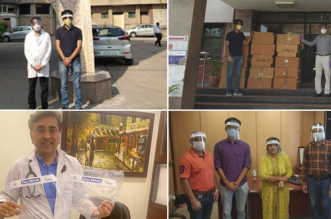 COVID-19: IIT Delhi Team Manufactures, Supplies 13,000 Face Shields To Frontline Workers