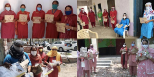 A Hisar-Based NGO Is Protecting COVID-19 Frontline Health Workers In Rural India