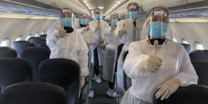 In The Wake Of Coronavirus Pandemic, Airlines Asked To Keep Middle Seats Empty Or Provide Protective Gear To Passengers