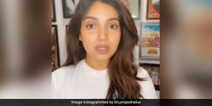 Ahead Of World Environment Day, Climate Warrior Bhumi Pednekar Urges People To Coexist With The Mother Nature