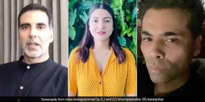 Ahead Of World Environment Day, Akshay Kumar, Anushka Sharma, Karan Johar Share Their #OneWishForTheEarth
