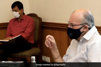 Conduct Thorough Contact Tracing Of COVID-19 Patients, Follow ICMR Guidelines For Testing: LG Anil Baijal