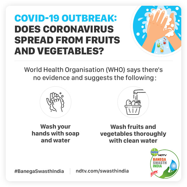 Coronavirus Prevention How To Wash Fruits, Vegetables And Other Perishables To Safeguard Them From Virus
