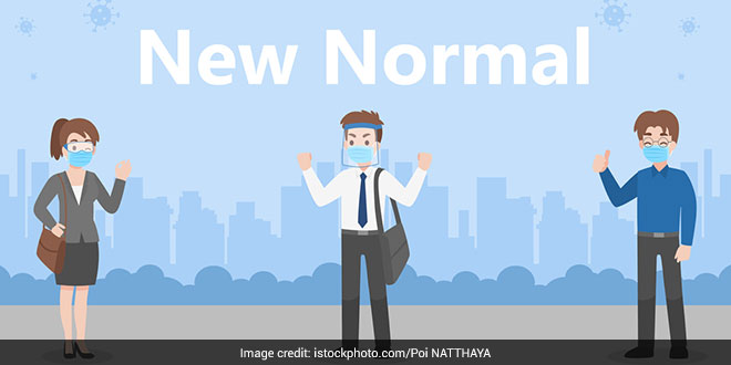 NITI Aayog Launches Behaviour Change Campaign 'Navigating The New Normal' In Light Of COVID-19