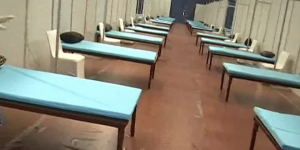 Delhi's Commonwealth Games Indoor Stadium Converted Into 600 Bedded COVID Care Centre