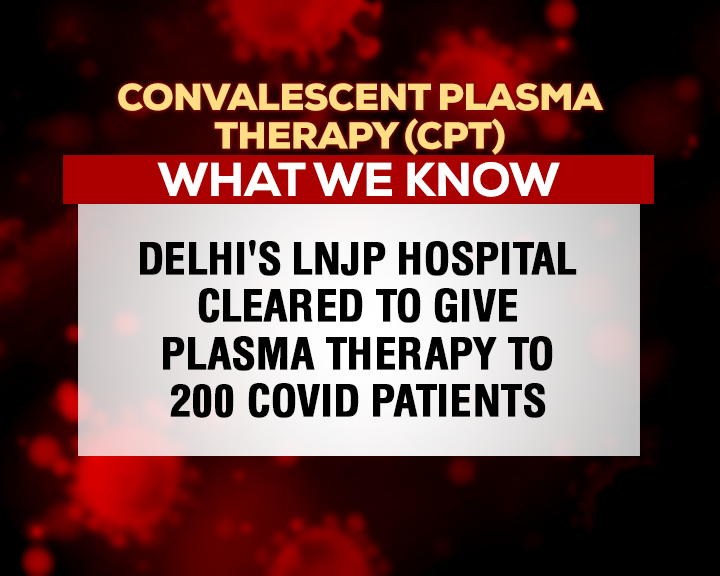 Coronavirus Outbreak Explained: What Is Convalescent Plasma Therapy And How Effective Is It In Treating COVID-19 Patients?