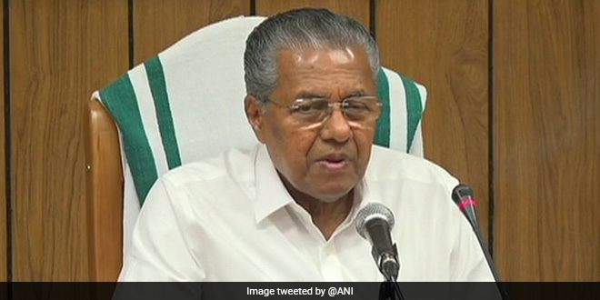 Number Of People Infected With COVID-19 Through Contact Increasing In Kerala: Chief Minister Pinarayi Vijayan