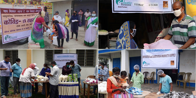 In COVID-19 Times, This West Bengal NGO Provides Relief To Those Battling The Challenges Of The Pandemic