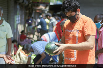 Fine For Not Wearing Mask Raised From 200 To Rs 500 In Ahmedabad