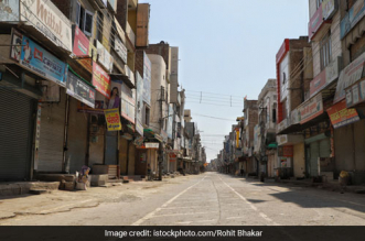 Uttar Pradesh Government Orders Lockdown On Every Weekend Amidst COVID-19 Spread