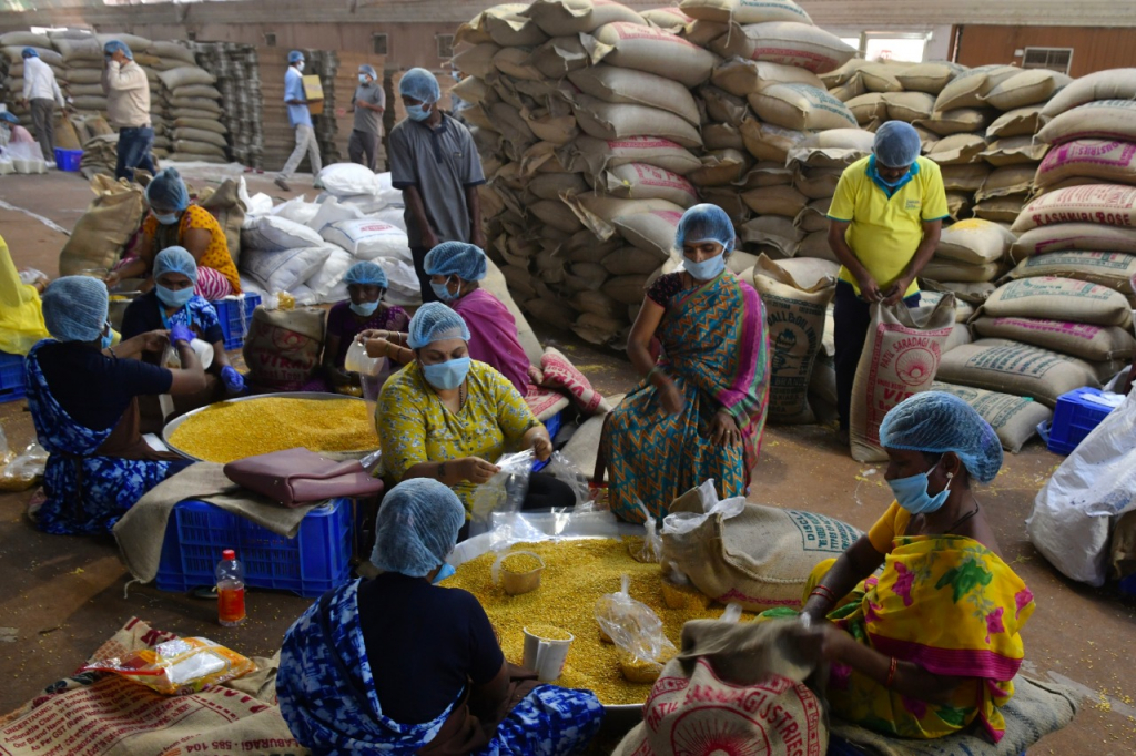 The relief programme is being carried on in 18 states and two union territories