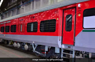 Coronavirus Free Passenger Journey Indian Railways Prepare For The 'New Normal', Design First 'Post COVID Coach'