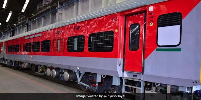 Coronavirus Free Passenger Journey Indian Railways Prepare For The 'New Normal', Design First 'Post COVID Coach'