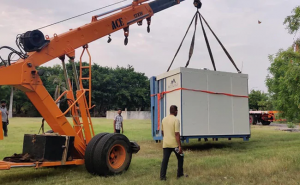 Coronavirus Warriors: IIT Alumni Develops Foldable, Portable COVID-19 Hospital That Can Be Installed Anywhere Within Two Hours