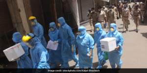 India Seeing Over 30,000 Coronavirus Cases A Day. Experts Explain The Spike