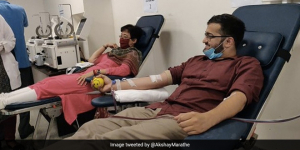 Aam Aadmi Party's MLA Atishi Marlena Recovers From COVID-19, Donates Plasma To Help Other Critically Infected
