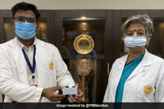 AIIMS Nagpur Develops Smart Wristband To Track Coronavirus Positive And Suspected Patients