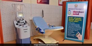 India's Second Worst-Hit State By Coronavirus Pandemic, Tamil Nadu Launches A Plasma Bank