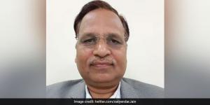 Health Minister Satyendar Jain Explains Delhi's Model Against Coronavirus, Shares His Experience Of Battling The Disease