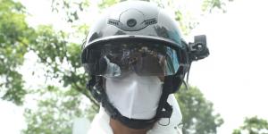 Coronavirus Pandemic:  Smart Helmets To Detect Possible COVID-19 Infections In Slum Areas Of Mumbai
