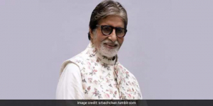 COVID-19: Amitabh Bachchan Dedicates A Heartfelt Note To Healthcare Workers From The Hospital, Calls Them 'God's Own Angels'