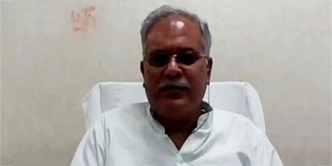 COVID-19 Crisis: Take Lockdown Seriously, Chhattisgarh Chief Minister Tells People