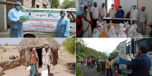 COVID Warriors: From Providing Medical Equipment To Hospitals To Feeding The Hungry, This NGO Is Doing It All