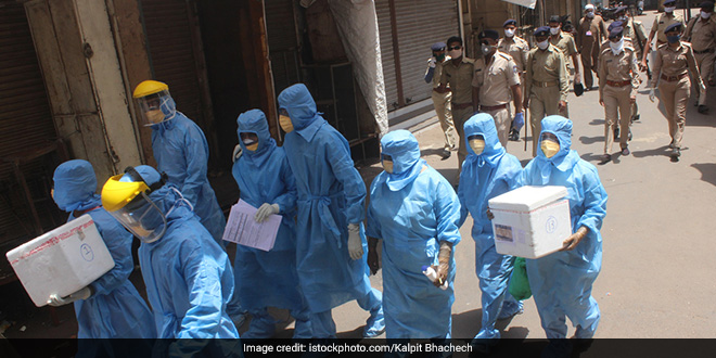 COVID-19: Delhi Government's Five-Day Sero-Survey To Begin On Saturday