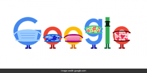 'Wear A Mask. Save Lives: Help Stop Coronavirus', Says Google Doodle