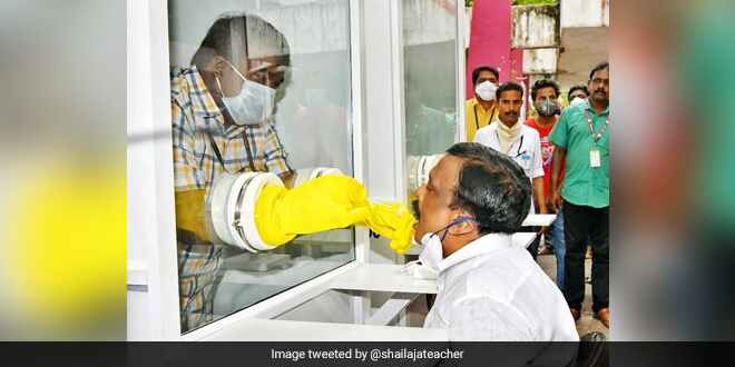 After Surge In COVID-19 Cases, Kerala Drafts An Coronavirus Action Plan To Fight The Crisis