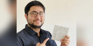 Waste Management During Coronavirus Pandemic: 27-year-old Recycles Bio-medical Waste Into Eco-friendly Bricks