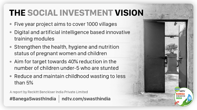Nutrition India Programme: The Economic Advantages Of Investing In Country's Healthcare