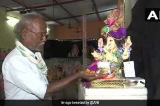 Coronavirus Pandemic And Ganesha Chaturthi: Mumbai Artist Prepares Ganesha Idols That Dispense Sanitiser