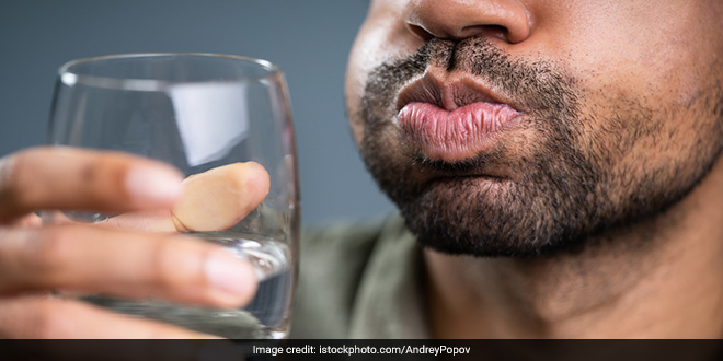 Gargled Water May Be An Alternative To Swabs For COVID-19 Sample Collection Indian Council Of Medical Research