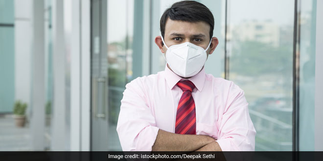 Indian Scientists Find N95 Masks To Be Most Effective At Stopping COVID-19 Spread