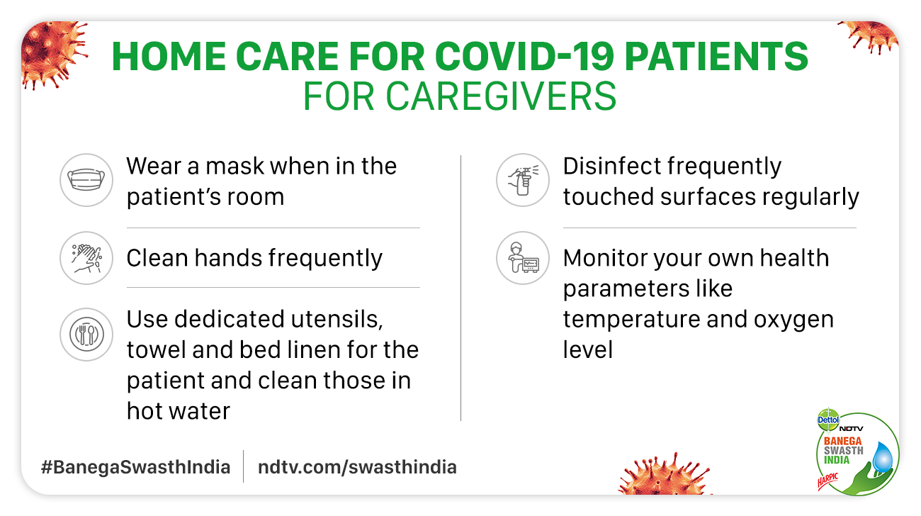 Coronavirus Outbreak Explained: How To Care For A COVID-19 Patient Safely At Home?