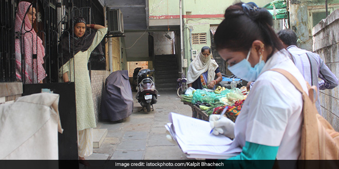 COVID-19: Delhi Government's Next Round Of Sero-Survey Begins; To Be Done Ward-Wise
