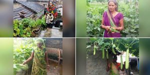 Gujarat NGO Helps Distressed Families Grow Kitchen Gardens During COVID-19 Pandemic To Improve Their Nutritional Well-Being