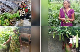 National Nutrition Week 2020: Gujarat NGO helps Distressed Families grow kitchen gardens During COVID-19 Pandemic to improve their Nutritional Well-Being