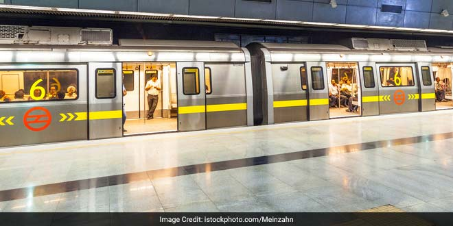 Noida Metro Resumes Service Monday; Only One Gate For Entry/Exit At 15 Of 21 Stations