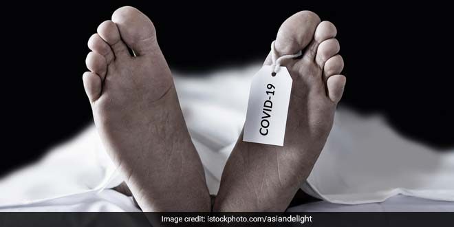 COVID Patient's Body To Be Handed Over To Family For Cremation In Rajasthan
