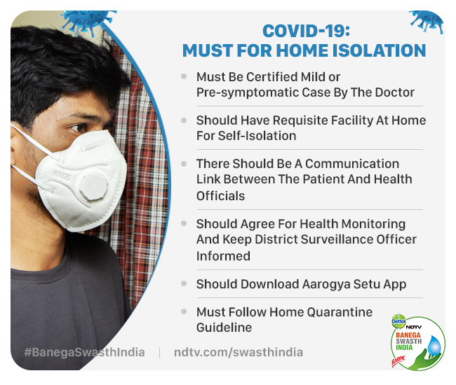 A COVID-19 Delhi Patient Explains How He Fought Coronavirus From Home Along With His Family