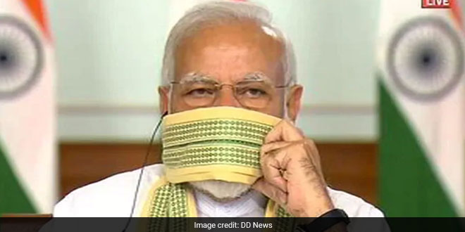 Don't Take Coronavirus Lightly: Prime Minister Narendra Modi Urges People To Wear Mask And Stay Safe, Bollywood Celebrities Join In To Spread The Message