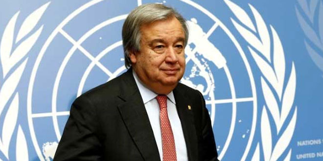 Nations Need To Come Together To Provide Vital Treatment To Suppress COVID-19 Transmission: UN Chief