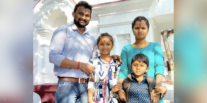 While the disease brought temporary disruptions in his life and work, Bichhaya Angat Ramna, a sanitation worker at Gauhati Medical College and Hospital (GMCH) did not lose hope as he defeated the virus and resumed his COVID duties with even greater zeal