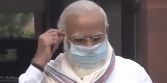 PM Modi Wishes For A Healthy Planet, Urges People To Maintain 'Do Gaj Ki Doori' As His Birthday Gift