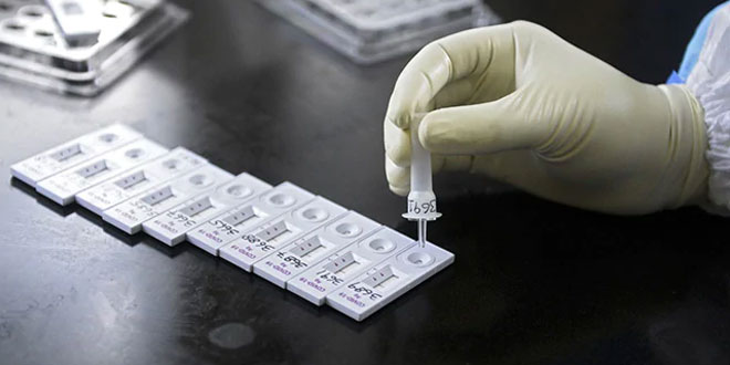 Kashmir's First Nucleic Acid Testing Facility A Lifesaver For Residents