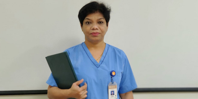 COVID Fighters: Meet Agnes, A Head Nurse From Mumbai Who Is Posted In A COVID-19 Dedicated Hospital