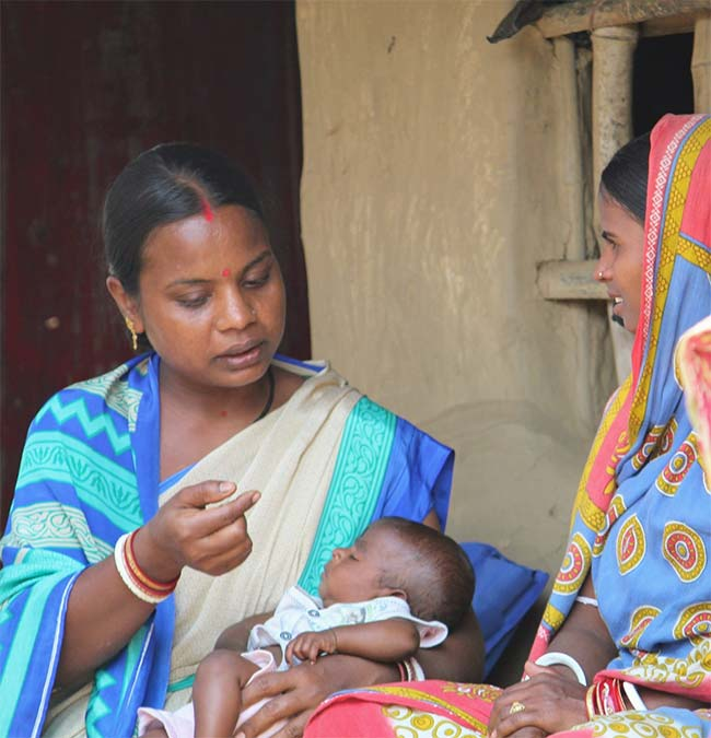 National Nutrition Month: How SuPoshan Sanginis Are Spreading The Idea Of Nutrition And Supporting POSHAN Abhiyaan