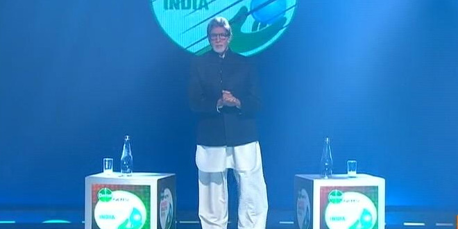 12-Hour #SwasthyaMantra Telethon Campaign Ambassador Amitabh Bachchan Sets The Agenda For Season 7 Of Banega Swasth India Campaign